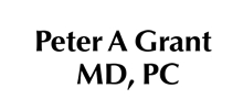 Peter Grant, MD, PC