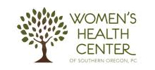 Asante Health Network providers womens health